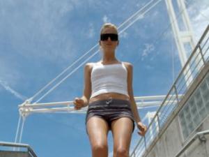 爬楼梯能瘦腿吗?爬楼梯减肥效果好吗?
