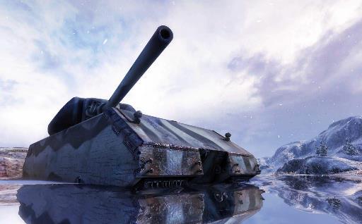 鼠式坦克高清壁纸_二战时期最重的坦克,鼠式坦克重达188吨,最后被淘汰