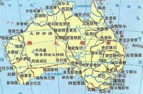 全球海岸线最长的国家 澳大利亚海岸线长达37521千米