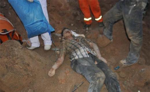 世界最长时间的活埋 杰夫・史密斯被埋了150天