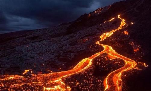 世界最长的熔岩流 罗扎玄武岩流长度483公里