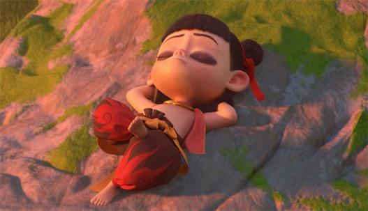 最高票房的中国动漫 《哪吒之魔童降世》成功破四十亿