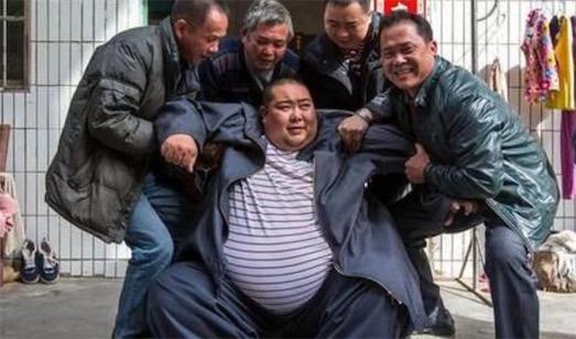 中国最胖的人 男子结扎后致体重达520斤