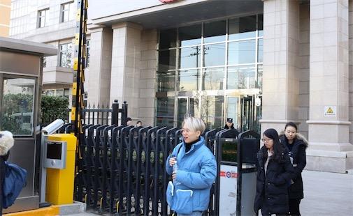 中国首例单身女性冻卵案 2019年12月23日徐枣枣案件在北京市开庭审理
