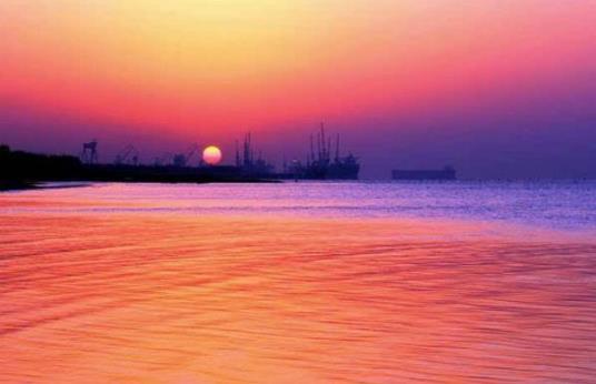 世界上最大的沙岛 崇明岛面积为1041.21平方公