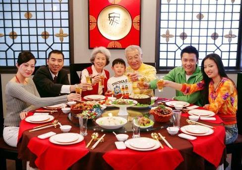 略谈中国人餐桌上的礼仪有哪些