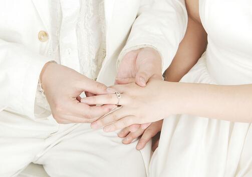 结婚戒指戴哪个手指?戒指的戴法和意义