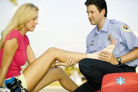 脚踝/手腕扭伤了怎么办?关节扭伤的急救措施