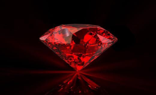 全球十大珍贵宝石排名榜,红钻排第一,硅硼镁铝石排第二