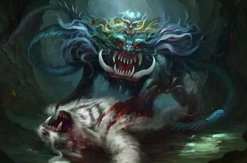 中国古代四大凶兽排行榜,混沌号称四不像,穷奇像