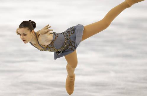 十大最漂亮的花滑运动员排行榜,基拉·科尔皮第一名