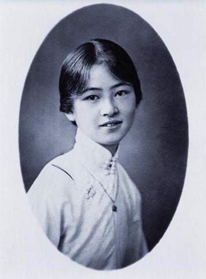 民国时期十大美女排行榜,林徽因陆小曼堪称绝代佳人