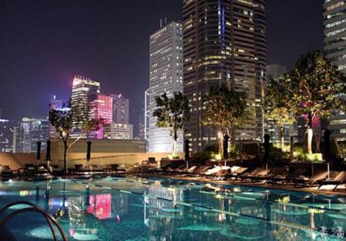 国内顶级奢华的十家酒店排名,北京华尔道夫胡同四合院