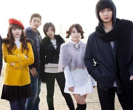 颜值很高的10部韩剧排名,Dream High、对我而言可爱的她很养眼