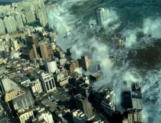 全球十大海啸灾难片排名,《海啸奇迹》《完美风暴》很