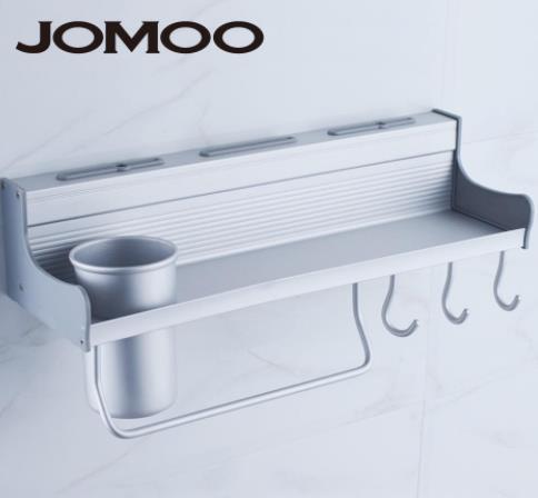 耐用的太空铝挂件排名,九牧JOMOO、MOEN摩恩的产品很高端