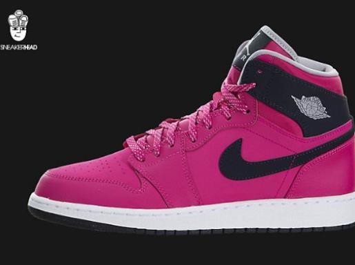 """十大最好看的aj女鞋排名,AJ1""""Pink""""、AJ5""""Sliver""""很酷"""