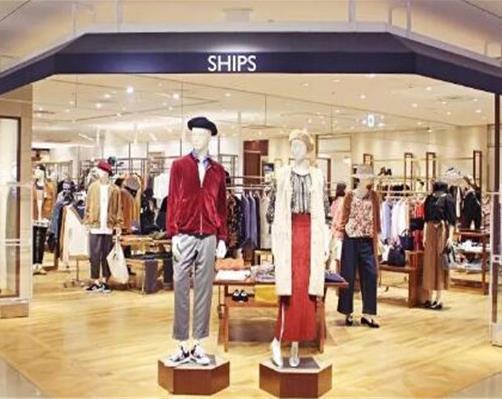 日本女装品牌排行榜,SHIPS、niko and很有特色
