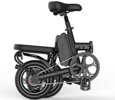 性价比高的折叠电动车排名,正步折叠电动自行车很环保