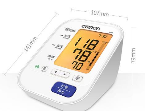 日本血压仪排名,欧姆龙口碑很好,松下血压仪实用性强