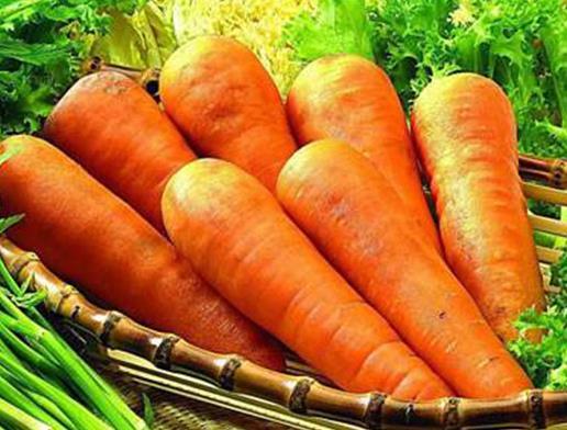 十大抗衰老食物排名,胡萝卜、香菇都是女人美容必备品