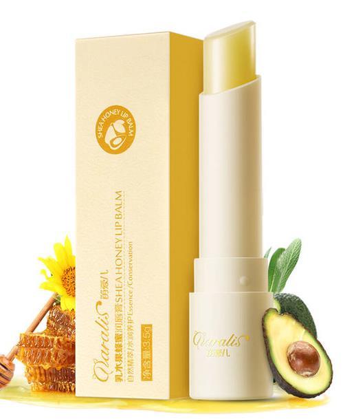 十大可以去唇纹的润唇膏,笛爱儿乳木果蜂蜜润唇膏植物成分很安全