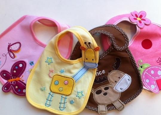 婴儿围兜品牌排行榜,婴儿肚兜和肚围哪个好用?好孩子围兜、Bumkins围兜质量有保障(图5)