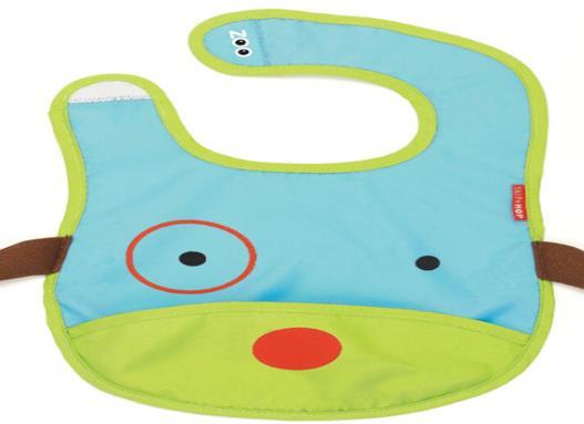 婴儿围兜品牌排行榜,婴儿肚兜和肚围哪个好用?好孩子围兜、Bumkins围兜质量有保障(图6)