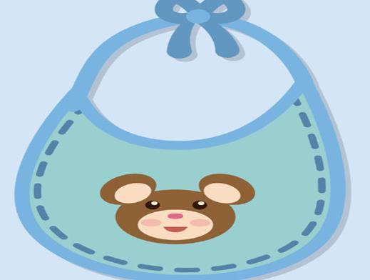 婴儿围兜品牌排行榜,婴儿肚兜和肚围哪个好用?好孩子围兜、Bumkins围兜质量有保障(图8)
