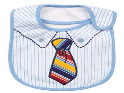 婴儿围兜品牌排行榜,婴儿肚兜和肚围哪个好用?好孩子围兜、Bumkins围兜质量有保障(图2)