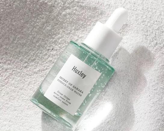 十大韩国卸妆水排行榜,卸妆水哪个牌子好用?Huxley卸妆水、苏秘呼吸卸妆水清爽保湿(图1)