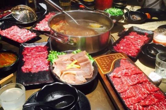 苏州牛肉火锅店排行榜有名最好吃的火锅店在哪里?左庭右院、陈记顺和客流量大(图1)