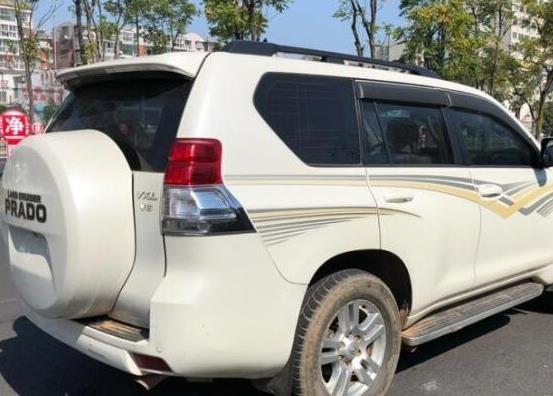 10款适合男人开的车,普拉多风靡一时、雷克萨斯NX是最省油SUV之一