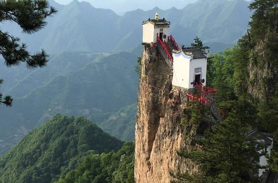 陜西省商洛市十大旅游景點排行榜 商洛有什么好玩的地方