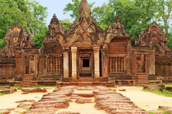 柬埔寨十大旅游景点排行榜 排行榜 热图3