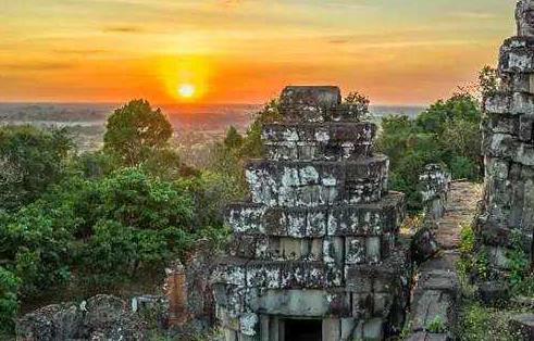 柬埔寨十大旅游景点排行榜 排行榜 热图6