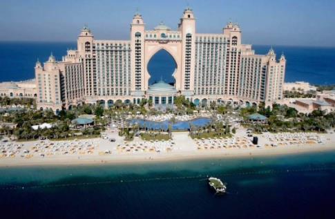 阿联酋十大旅游景点排行榜 排行榜 热图8