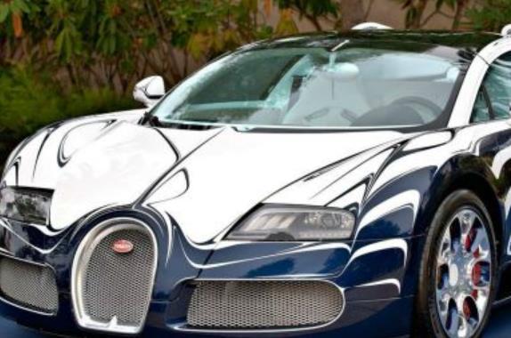 世界四大最贵的交通工具 布加迪威龙标配售价$6,256,249