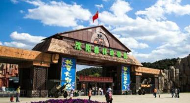 沈阳森林动物园是一个非常有趣味性的地方,公园内的设计也是很有特色
