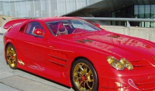世界十大最贵的奔驰车排名 奔驰的F1赛车价值29600000美元