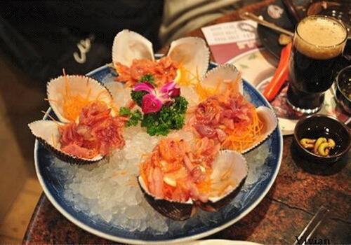 赤贝的做法-赤贝的营养价值