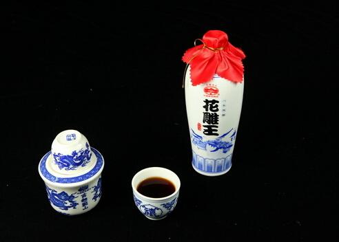 花雕酒和女儿红的区别-花雕酒的功效与作用