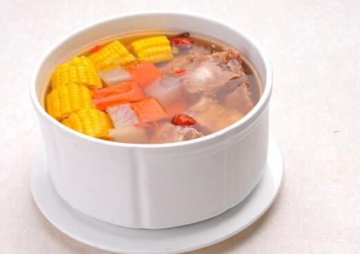 甘蔗的功效-甘蔗胡萝卜猪骨汤的做法
