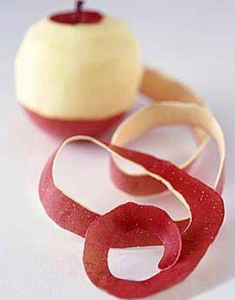 苹果皮的营养