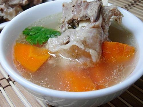 骨头汤的营养价值-骨头汤的做法