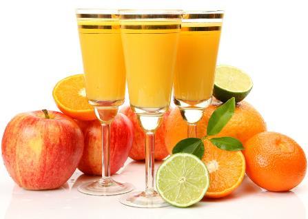 果汁的营养价值 纯果汁能代替水果吗