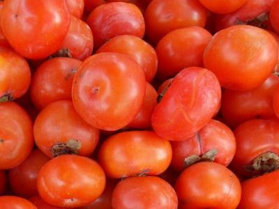 绿柿子营养价值及功效_