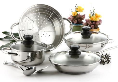不锈钢锅具应该怎么保养?不锈钢锅具的保养方法