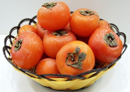 如何挑选新鲜柿子?挑选柿子的技巧