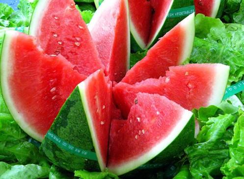 如何挑选西瓜?怎样挑选新鲜西瓜